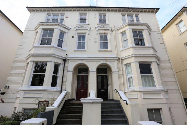 Thumbnail Flat to rent in Ventnor Villas, Hove