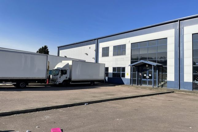 Thumbnail Industrial to let in Unit 3, Sovereign Park, Laporte Way, Luton