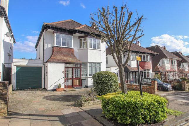 Thumbnail Detached house for sale in Hall Park Avenue, Westcliff-On-Sea