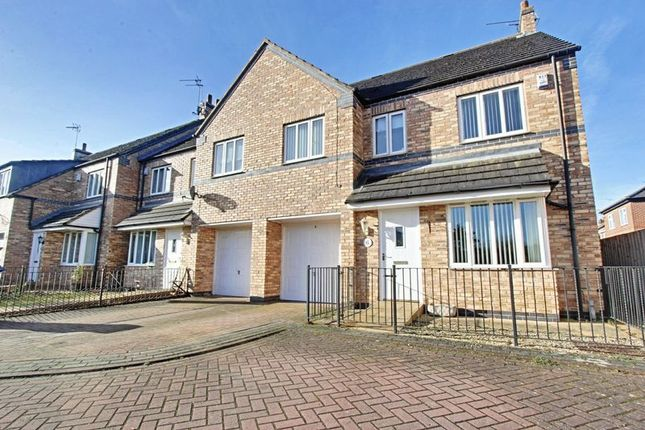 4 bed end terrace house for sale in Malton Mews, Beverley