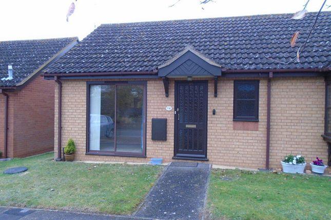 Thumbnail Semi-detached bungalow for sale in Oaksmere Gardens, Evesham Close, Ipswich