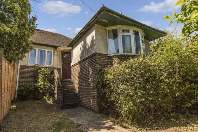 Thumbnail Bungalow for sale in Bitterne Road West, Southampton