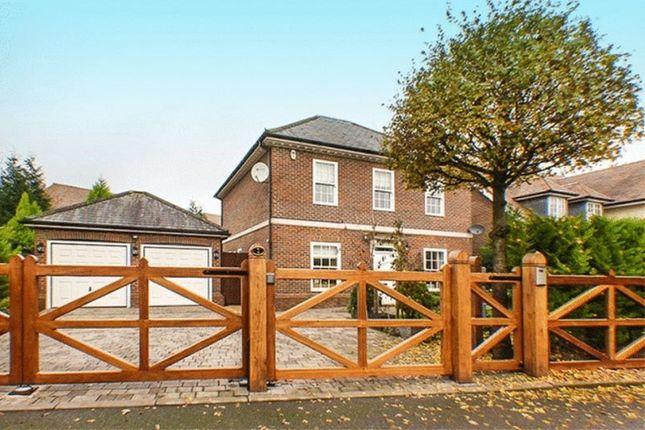 Thumbnail Detached house for sale in Stoney Croft, Coulsdon, Surrey