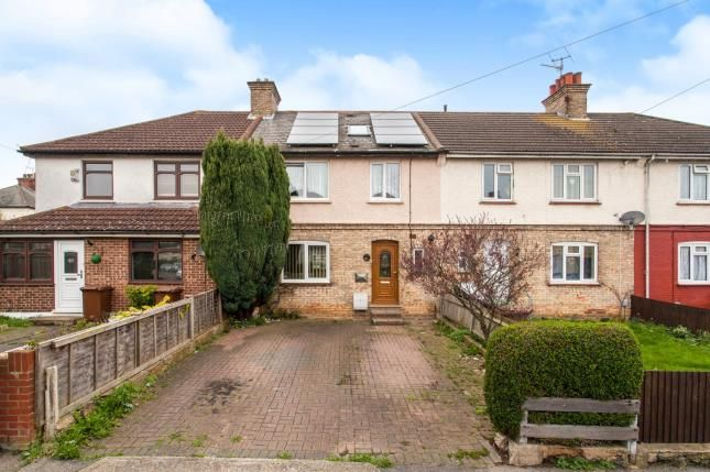 Thumbnail Terraced house for sale in White Road, Chatham, Kent