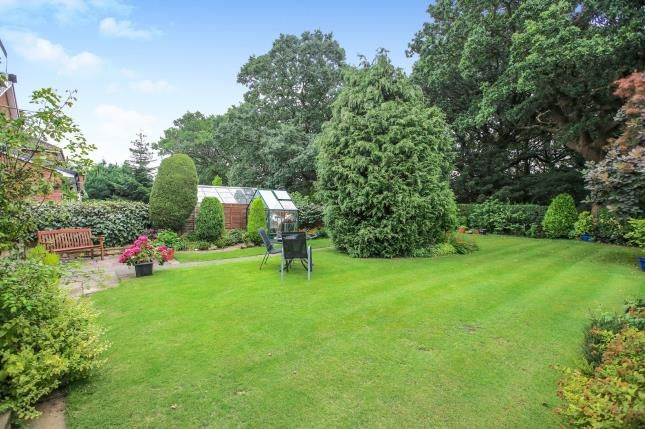 Garden of Linksway, Gatley, Cheadle, Greater Manchester SK8