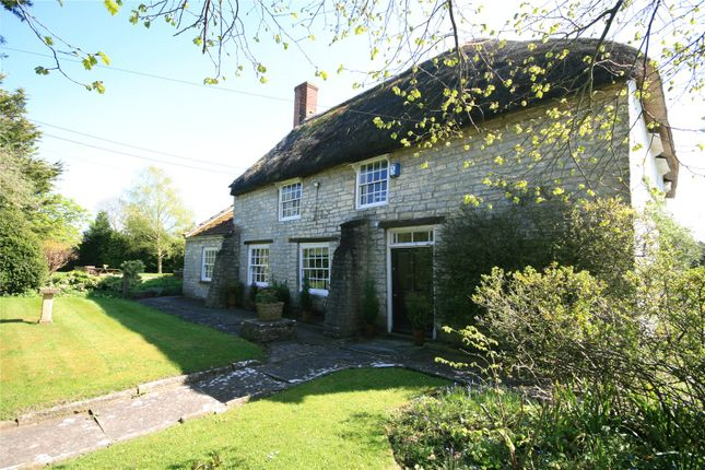 Thumbnail Detached house for sale in Babcary, Somerton, Somerset