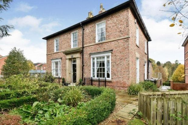 Thumbnail Detached house to rent in Grange Road, Darlington