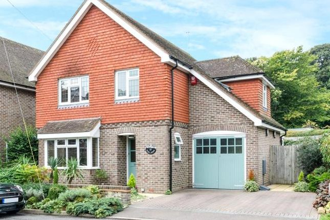 Thumbnail Detached house for sale in High Street, Findon Village, Worthing