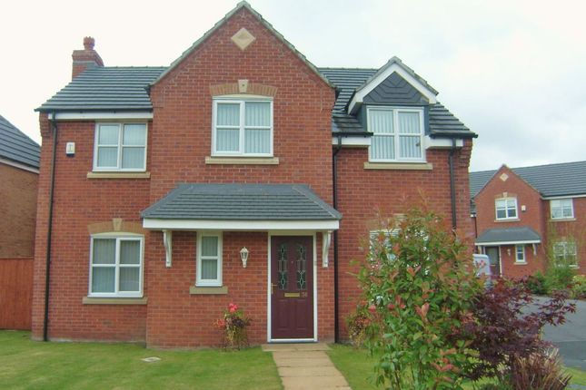 4 bed detached house for sale in St. Giles Park, Gwersyllt, Wrexham