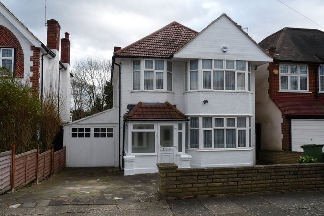 Thumbnail Detached house for sale in Aston Avenue, Kenton