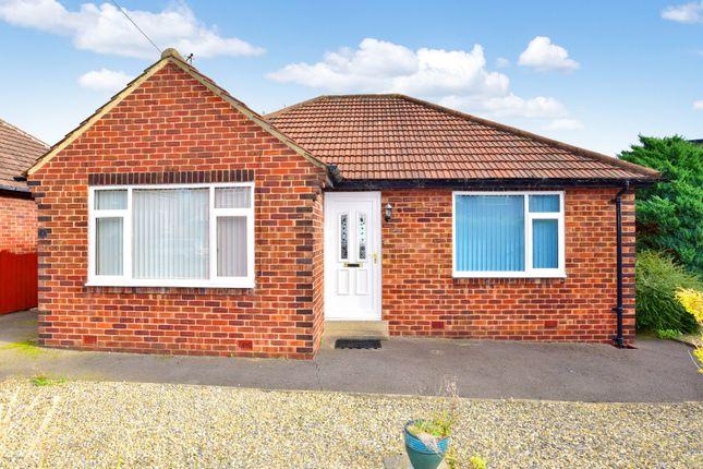 Thumbnail Detached bungalow for sale in Hill Top Crescent, Harrogate