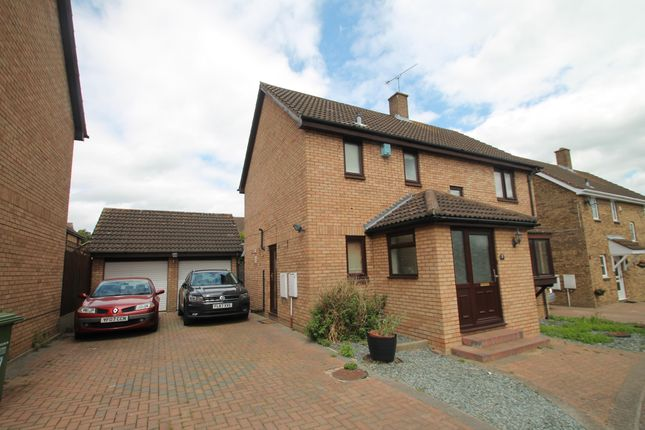 Thumbnail Flat to rent in Snowford Close, Luton
