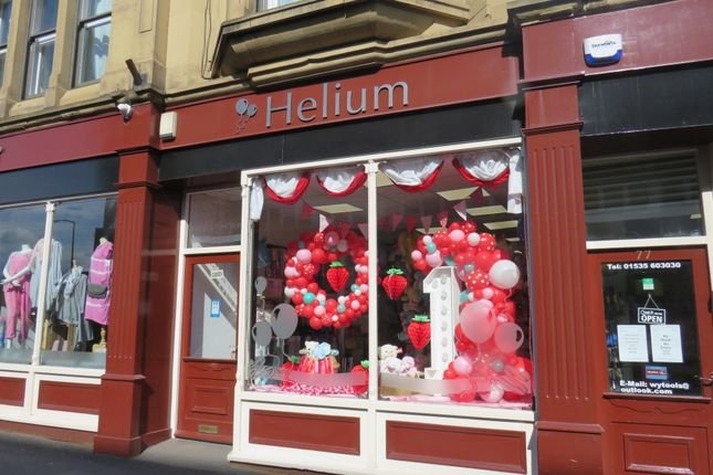Thumbnail Retail premises for sale in Low Street, Keighley