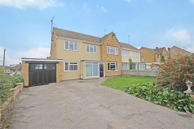 Thumbnail Semi-detached house for sale in Martins Lane, Hardingstone, Northampton