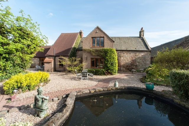 Thumbnail Country house for sale in Bothkennar, Falkirk, Forth Valley & The Trossachs