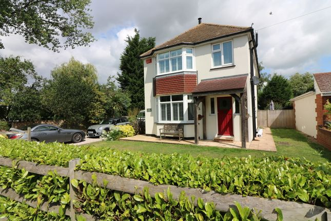 Thumbnail Detached house to rent in Sandown Road, Sandwich, Kent.