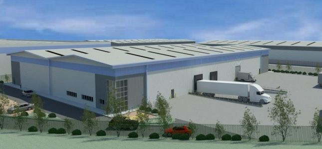 Thumbnail Light industrial to let in Unit 2B Willow Farm Business Park, Castle Donington, Derby
