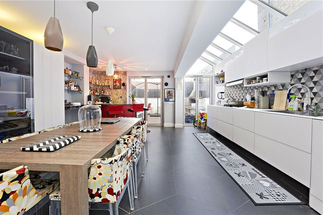 Thumbnail Terraced house for sale in Cupar Road, London