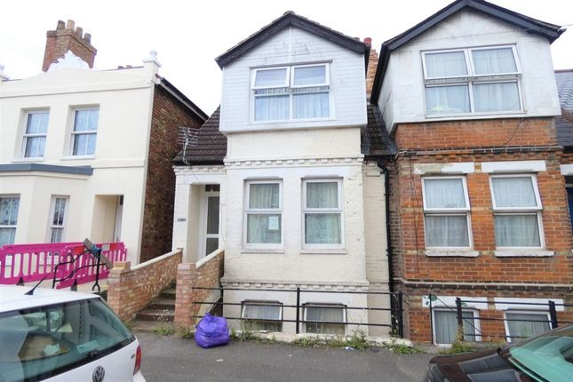 Thumbnail Terraced house for sale in Broomfield Road, Folkestone