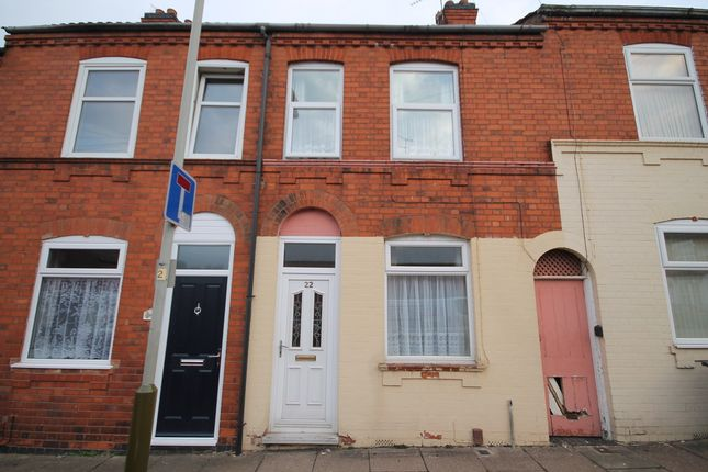 Thumbnail Terraced house for sale in Lambert Road, West End, Leicester