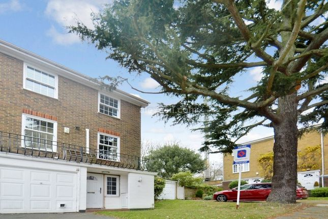 Thumbnail End terrace house for sale in Kenilworth Gardens, London