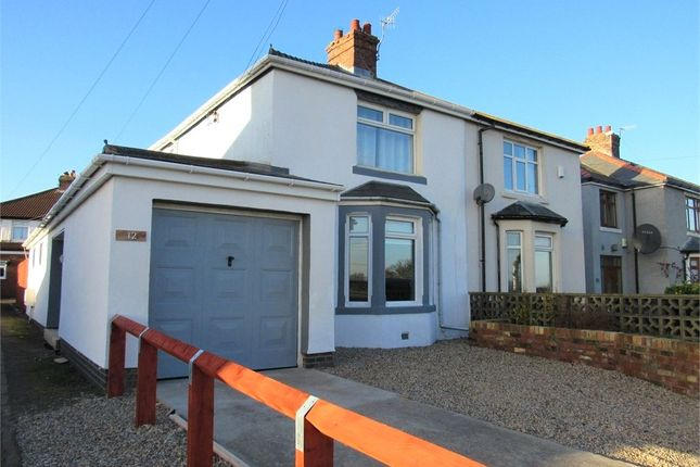 Thumbnail Semi-detached house to rent in Hawthorn Gardens, Ryton, Tyne & Wear