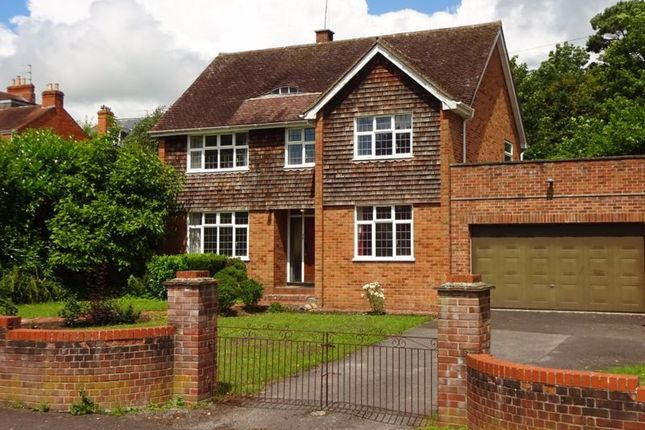 Thumbnail Detached house for sale in West Park, Yeovil