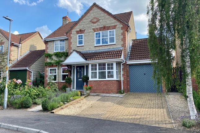 Thumbnail Detached house for sale in Marden Way, Calne