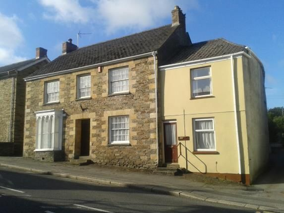 Thumbnail Detached house for sale in Grampound, Truro, Cornwall