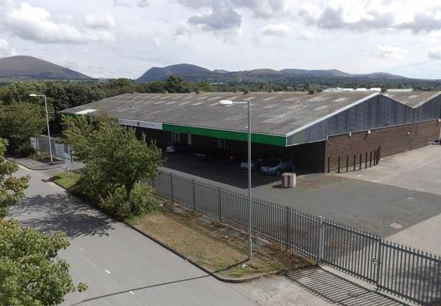 Thumbnail Light industrial for sale in Cibyn Industrial Estate, Caernarfon