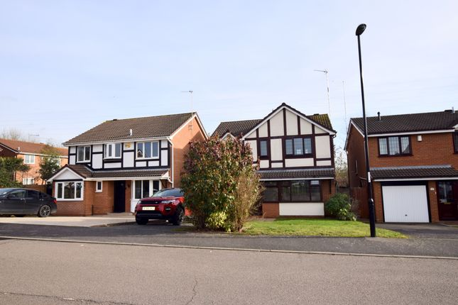 Thumbnail Detached house to rent in Hepworth Drive, Morrisons Estate, Coventry