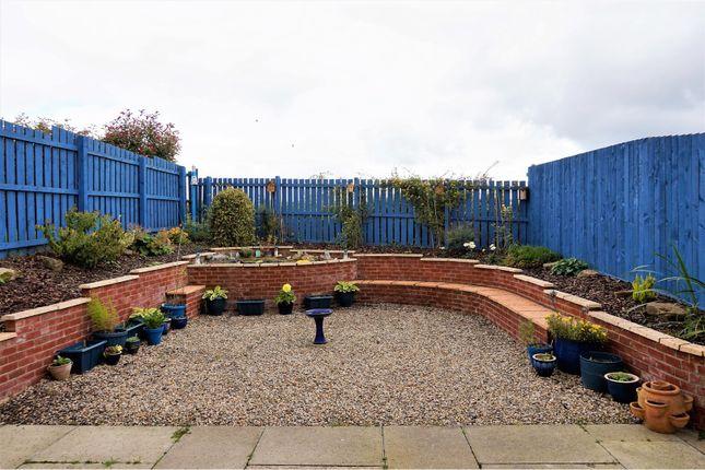 Garden of Daleside, Sacriston DH7