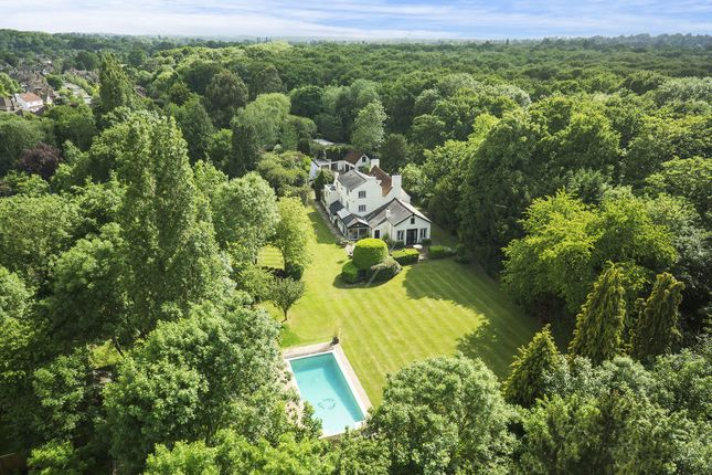 Thumbnail Detached house for sale in Littleworth Road, Esher