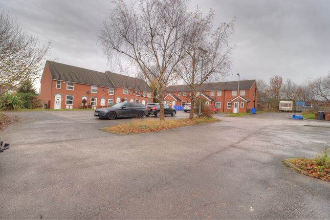 Parking Area of Forest Close, Dukinfield SK16