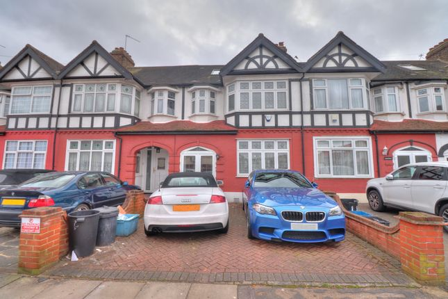 Thumbnail Terraced house for sale in Langham Drive, Chadwell Heath, Romford