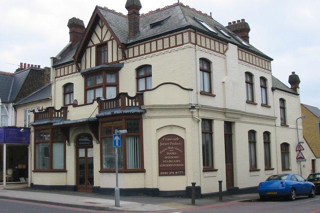 Thumbnail Flat to rent in Haycroft Road, Surbiton