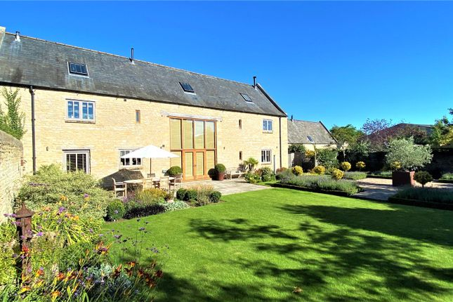 Thumbnail Country house for sale in Old Farm, Stoke Doyle, Northamptonshire