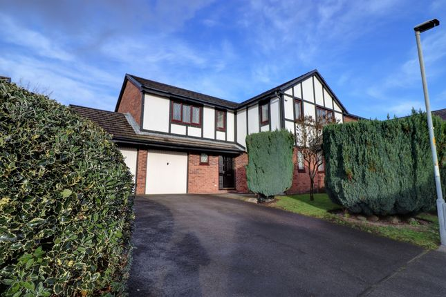 Thumbnail Detached house for sale in Moorgate Road, Carrbrook, Stalybridge