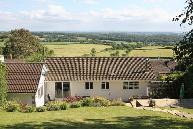 Thumbnail Detached house for sale in West Horrington, Wells
