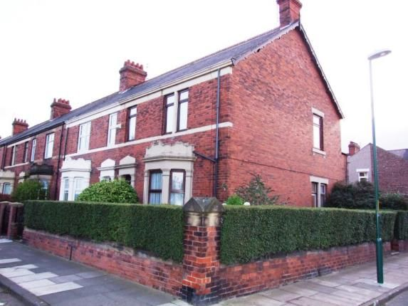 Thumbnail End terrace house for sale in Bede Burn Road, Jarrow, Tyne And Wear