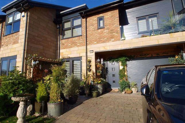 Thumbnail Town house for sale in Arcot Grange, Cramlington