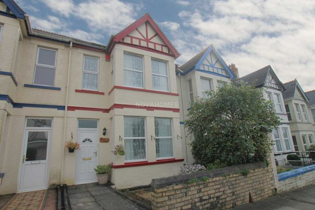 Thumbnail Terraced house for sale in Ford Park Road, Mutley