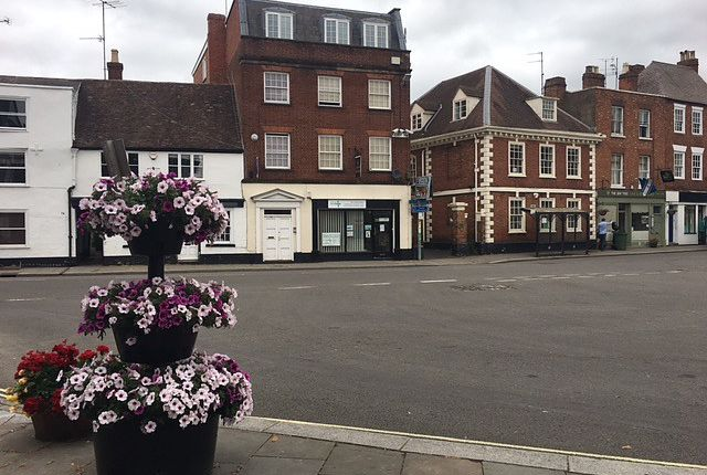 Thumbnail Flat to rent in Church Street, Tewkesbury