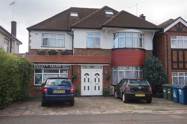 Thumbnail Detached house for sale in Whitchurch Lane, Canons Park, Edgware