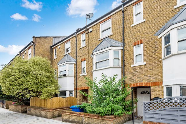 Thumbnail Terraced house to rent in Balmoral Court, Merrow Street