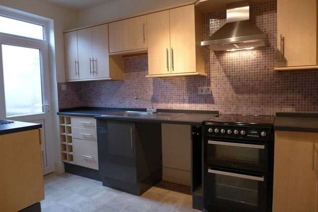 Thumbnail Terraced house to rent in Christian Terrace, Ripon