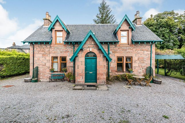 Thumbnail Detached house for sale in Station Square, Dingwall, Highland