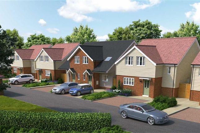 Thumbnail Property for sale in Roestock Lane, St Albans, Herts