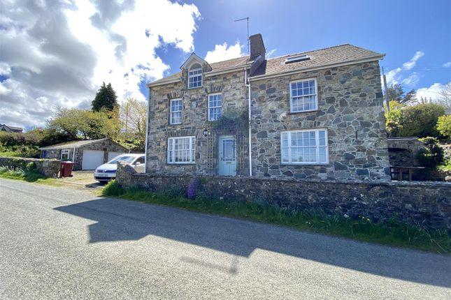 Thumbnail Detached house for sale in Belmont, Cilgwyn Road, Newport