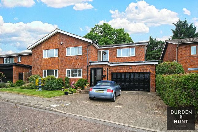 Thumbnail Detached house for sale in Templars Drive, Harrow